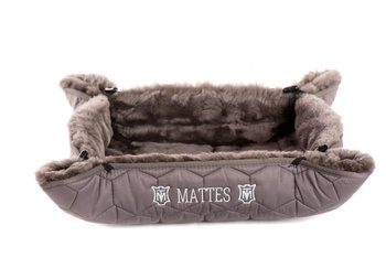 Nich à chiens Mattes Dusty