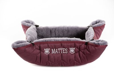 LUXE Nich à chiens Mattes Betti
