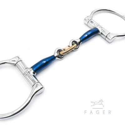 Alexander mors D-ring (Fager)