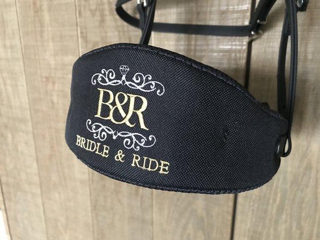 Equibridle B&R Noir