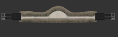 Asymmetrical SLIM LINE jumper sangle COMPLETE