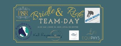Bridle & Ride Team Day 30 Juin - ticket d'entree