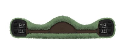 Asymmetrical SLIM LINE dressage sangle COMPLETE